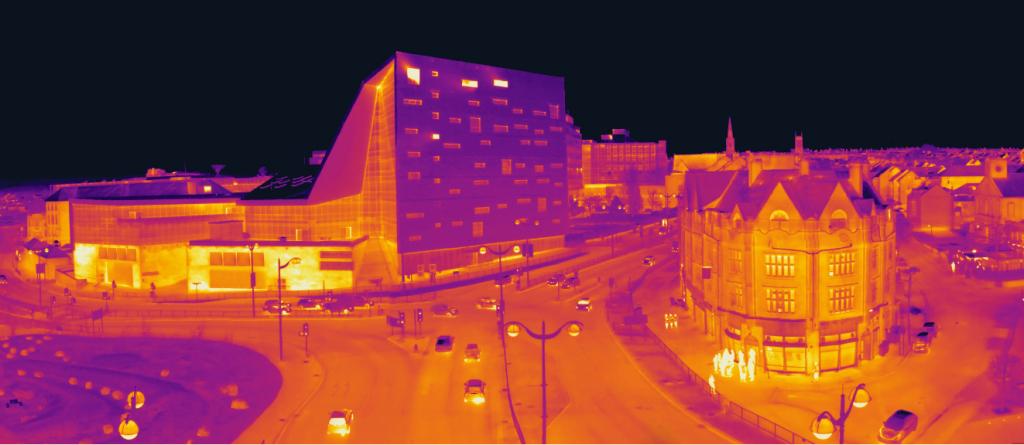 thermal image PU